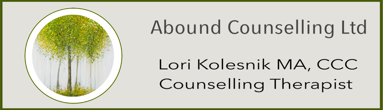Abound Counselling – Lori Kolesnik MA, CCC